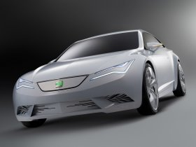 Ver foto 2 de Seat IBe Concept 2010