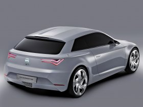 Ver foto 11 de Seat IBe Concept 2010