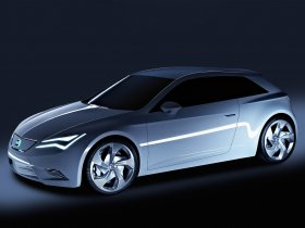 Ver foto 9 de Seat IBe Concept 2010