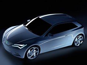 Ver foto 8 de Seat IBe Concept 2010