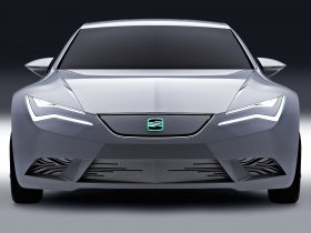 Ver foto 7 de Seat IBe Concept 2010