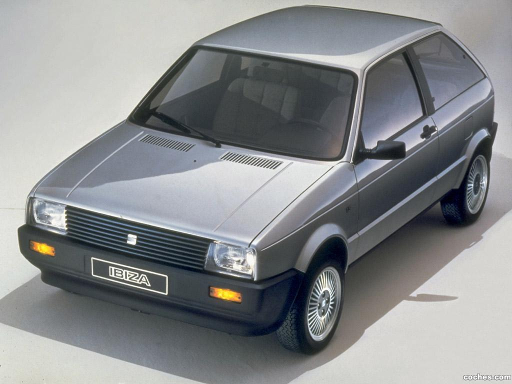 Foto 8 de Seat Ibiza 1984