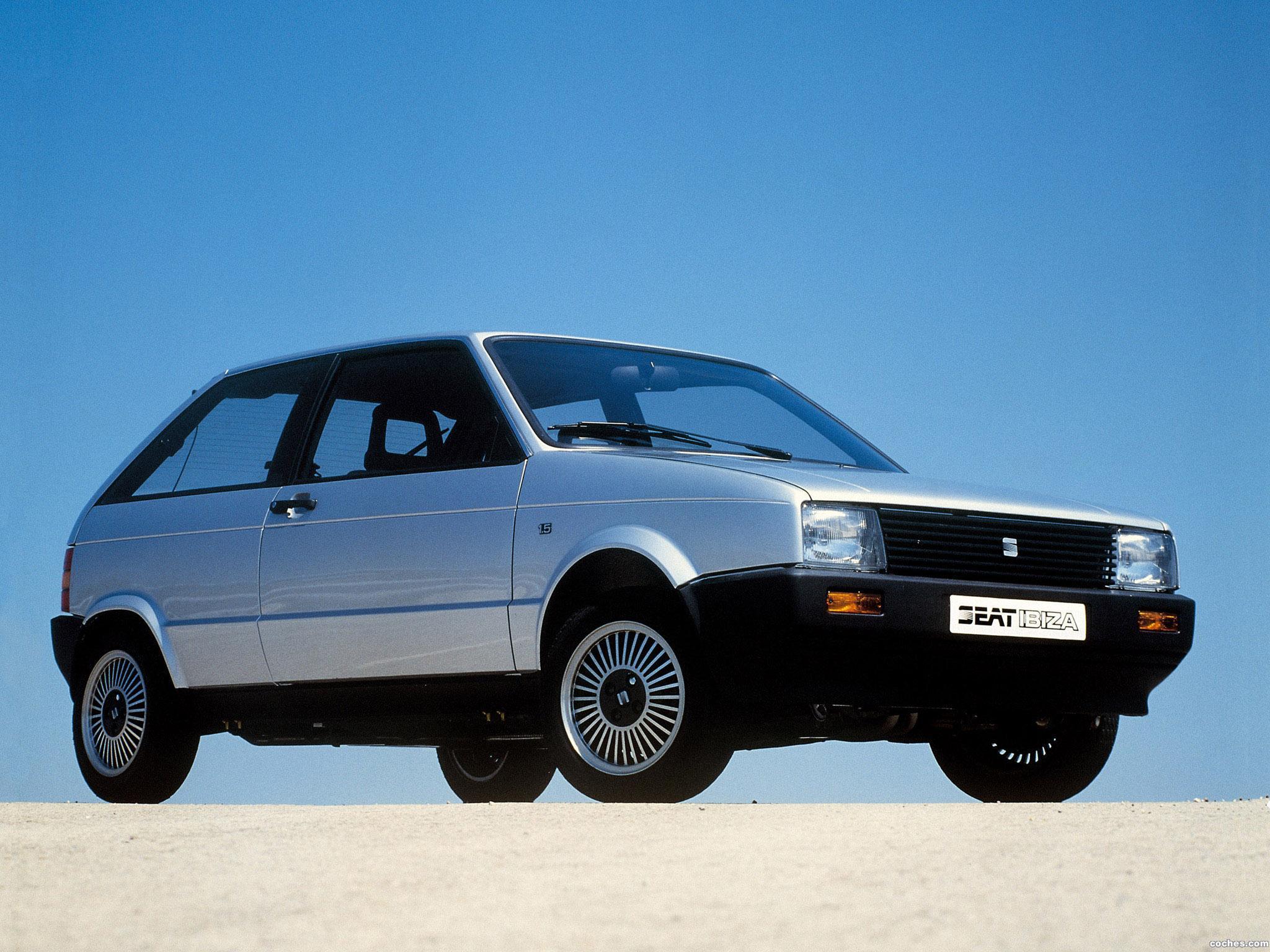 Foto 5 de Seat Ibiza 1984