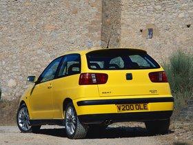Ver foto 2 de Seat Ibiza 3 puertas 1999