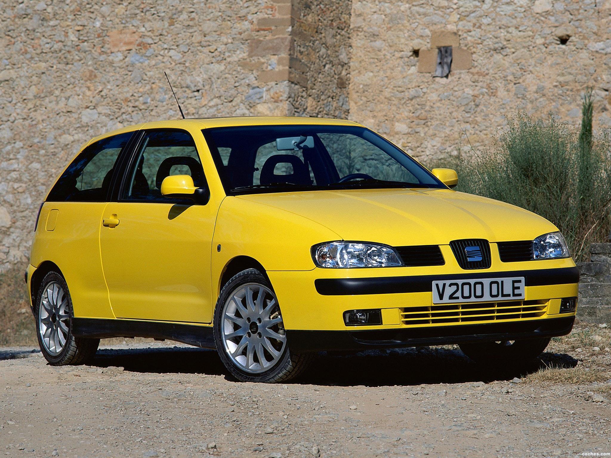 Foto 0 de Seat Ibiza 3 puertas 1999