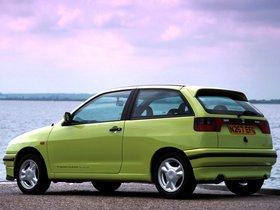 Ver foto 2 de Seat Ibiza 3 puertas UK 1993