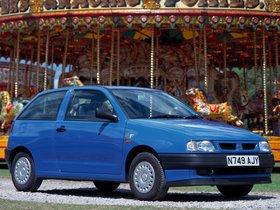 Fotos de Seat Ibiza 3 puertas UK 1993