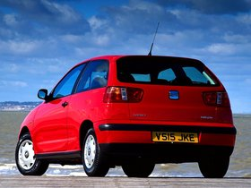 Ver foto 3 de Seat Ibiza 3 puertas UK 1999
