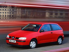 Ver foto 2 de Seat Ibiza 3 puertas UK 1999