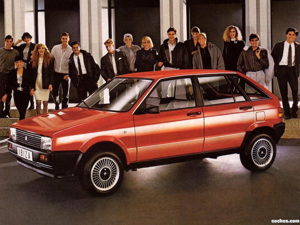 Foto 0 de Seat Ibiza 5 puertas 1984
