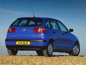 Ver foto 2 de Seat Ibiza 5 puertas UK 1999