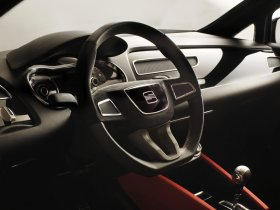 Ver foto 11 de Seat Ibiza Bocanegra SportCoupe Concept 2008