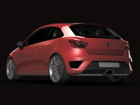 Ver foto 2 de Seat Ibiza Bocanegra SportCoupe Concept 2008
