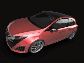 Ver foto 5 de Seat Ibiza Bocanegra SportCoupe Concept 2008