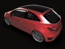 Ver foto 3 de Seat Ibiza Bocanegra SportCoupe Concept 2008