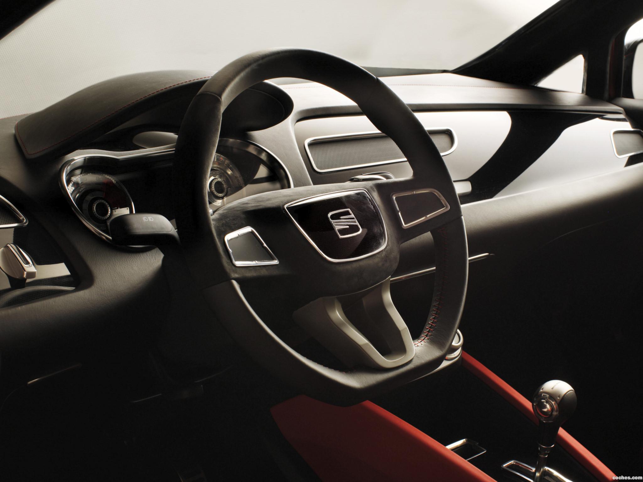 Foto 10 de Seat Ibiza Bocanegra SportCoupe Concept 2008