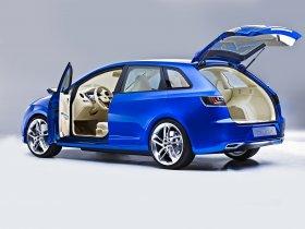 Ver foto 10 de Seat Ibiza Concept IBZ 2009