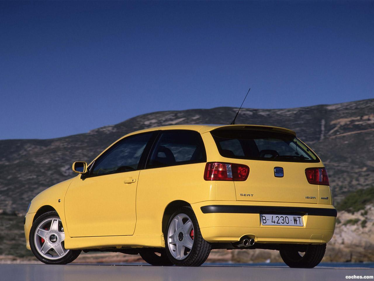 Foto 1 de Seat Ibiza Cupra 1999