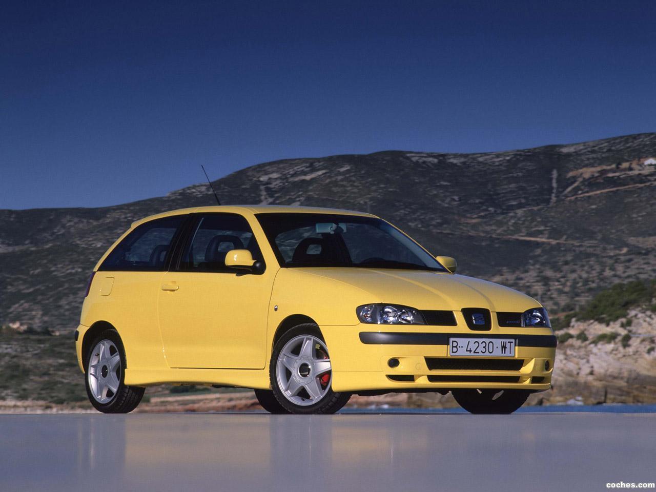 Foto 0 de Seat Ibiza Cupra 1999