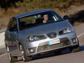 Ver foto 3 de Seat Ibiza Cupra Facelift 2006
