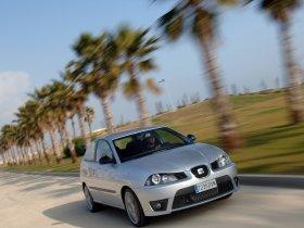 Ver foto 2 de Seat Ibiza Cupra Facelift 2006