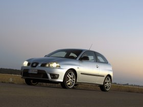 Ver foto 13 de Seat Ibiza Cupra Facelift 2006