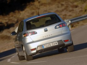 Ver foto 10 de Seat Ibiza Cupra Facelift 2006