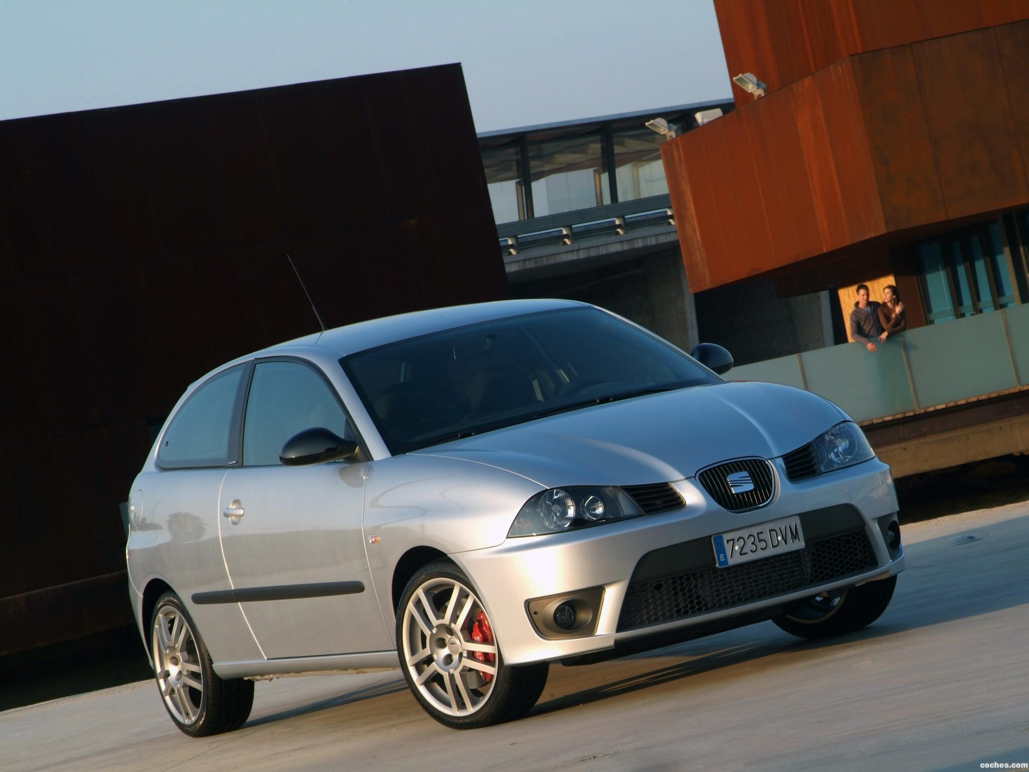 Foto 0 de Seat Ibiza Cupra Facelift 2006
