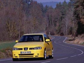 Ver foto 2 de Seat Ibiza Cupra-R 2001