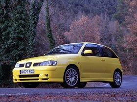 Ver foto 1 de Seat Ibiza Cupra-R 2001