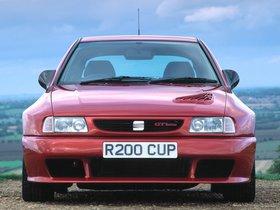 Ver foto 2 de Seat Ibiza Cupra Sport F2 UK 1997