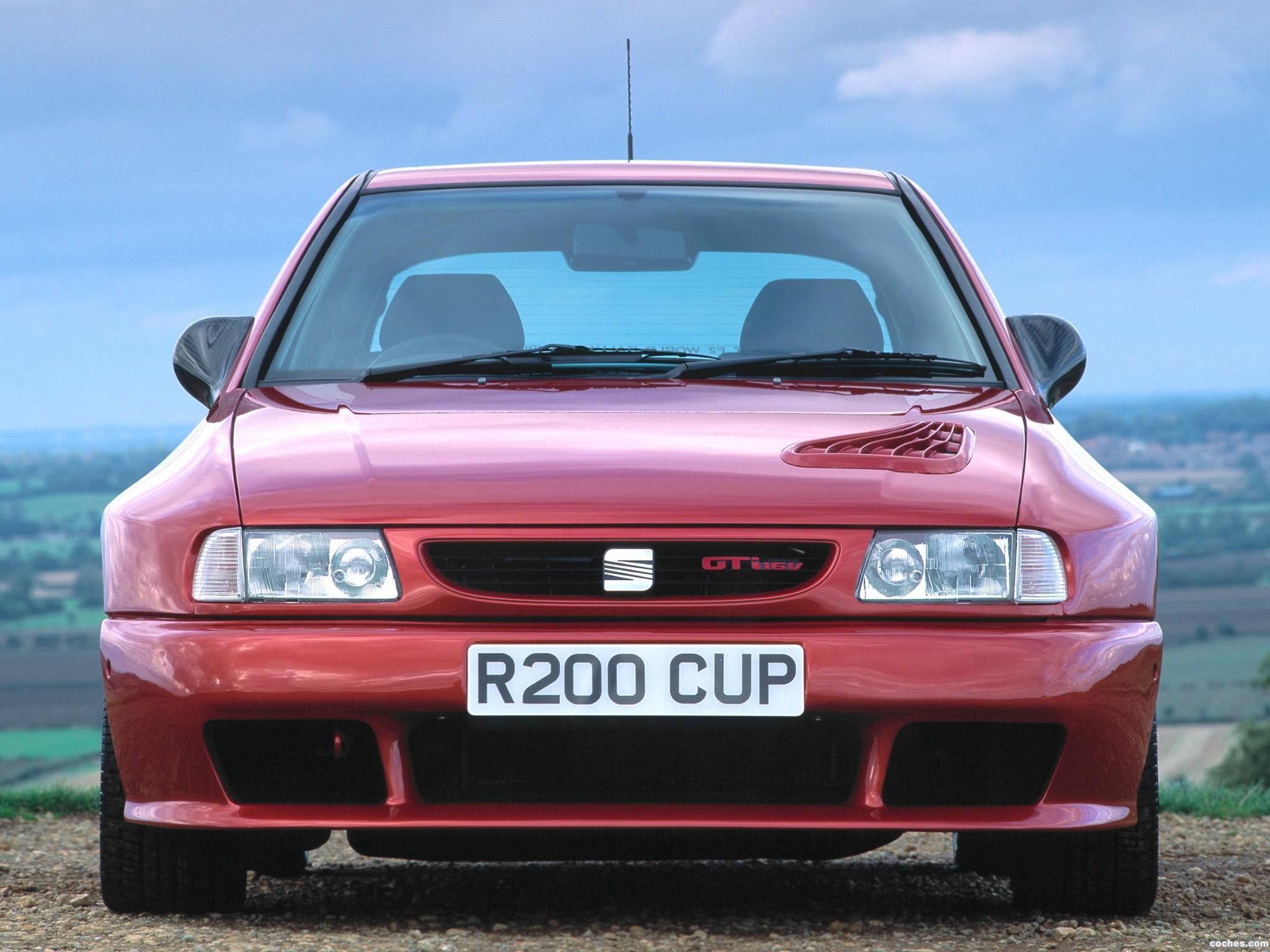 Foto 1 de Seat Ibiza Cupra Sport F2 UK 1997