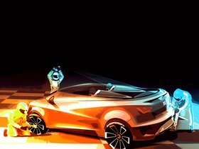 Ver foto 6 de Seat Ibiza Cupster Concept 2014