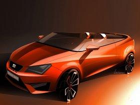 Ver foto 5 de Seat Ibiza Cupster Concept 2014