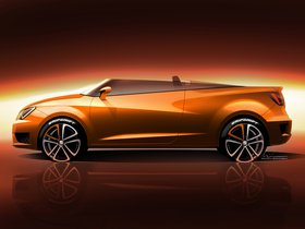Ver foto 3 de Seat Ibiza Cupster Concept 2014