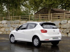 Ver foto 2 de Seat Ibiza ECOmotive 2008