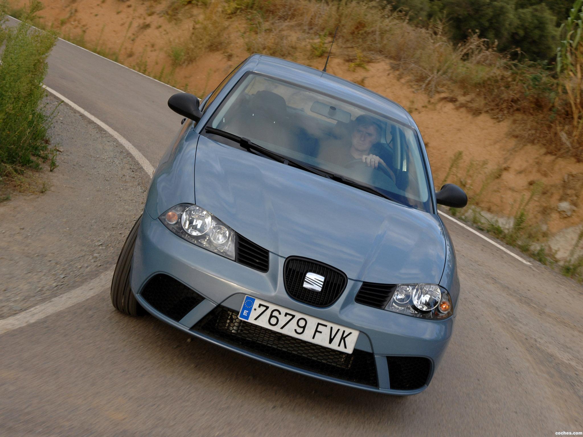 Foto 0 de Seat Ibiza ECOmotive 3 puertas 2007