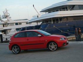 Ver foto 9 de Seat Ibiza FR Facelift 2006