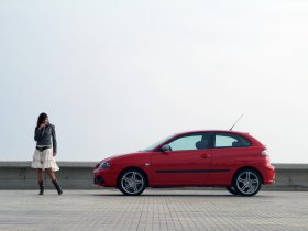 Ver foto 8 de Seat Ibiza FR Facelift 2006