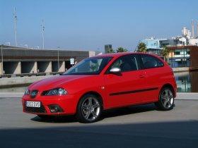 Ver foto 7 de Seat Ibiza FR Facelift 2006