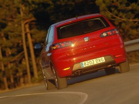 Ver foto 4 de Seat Ibiza FR Facelift 2006