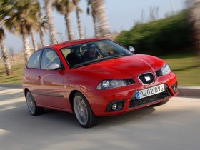 Ver foto 2 de Seat Ibiza FR Facelift 2006