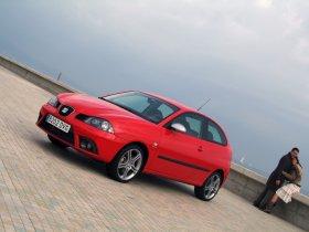 Fotos de Seat Ibiza FR Facelift 2006