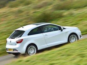 Ver foto 11 de Seat Ibiza FR Sport Coupe UK 2012