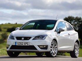 Ver foto 9 de Seat Ibiza FR Sport Coupe UK 2012