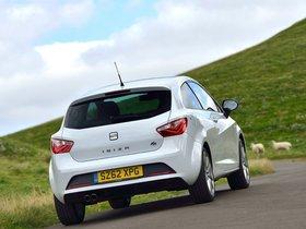 Ver foto 6 de Seat Ibiza FR Sport Coupe UK 2012