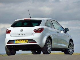 Ver foto 5 de Seat Ibiza FR Sport Coupe UK 2012
