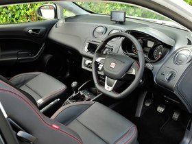 Ver foto 22 de Seat Ibiza FR Sport Coupe UK 2012