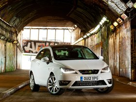 Ver foto 2 de Seat Ibiza FR Sport Coupe UK 2012
