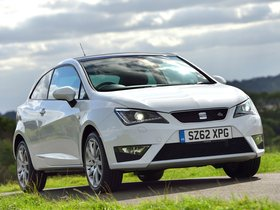 Fotos de Seat Ibiza FR Sport Coupe UK 2012